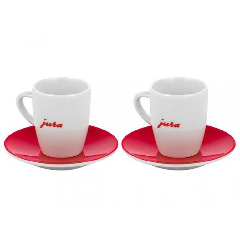 Чашки для эспрессо JURA Limited edition (2 шт)